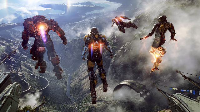 Anthem Gameplay Reveal