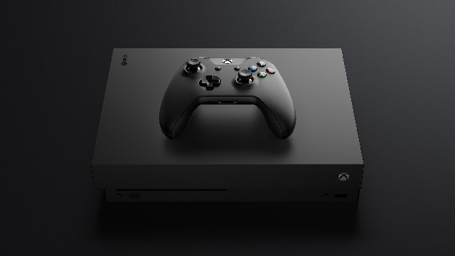 Introducing The Xbox One X