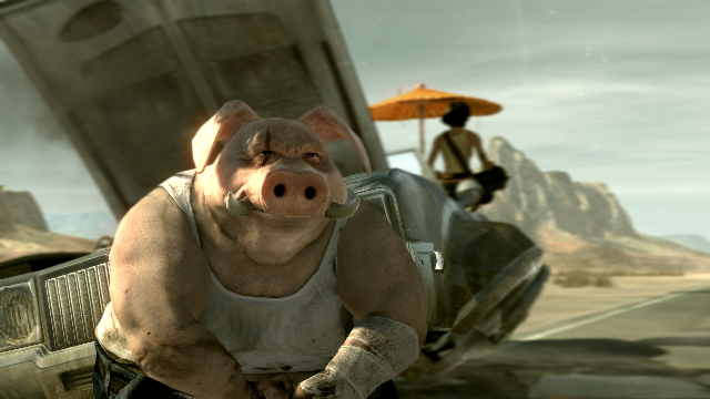 Beyond Good and Evil 2 Revealed