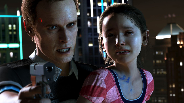 Detroit Become Human New Info