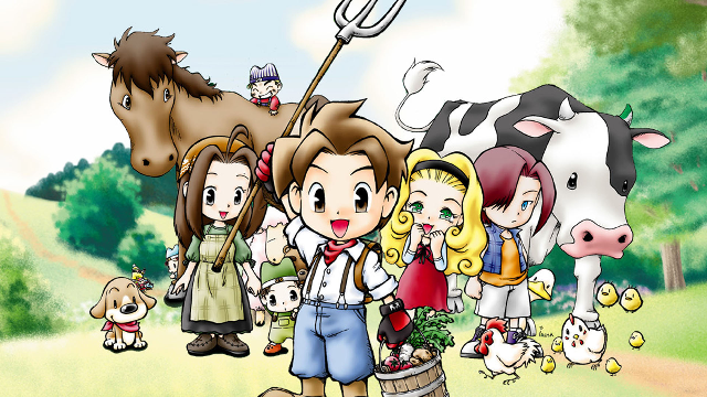 Harvest Moon: Light Of Hope Interview