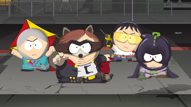 HANDS ON: South Park - The Fractured But Whole