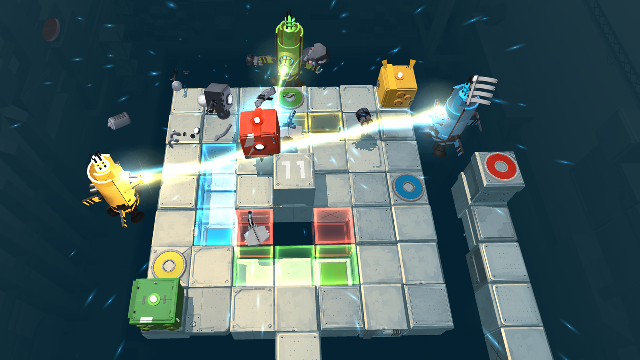 Death Squared (Nintendo Switch) Review