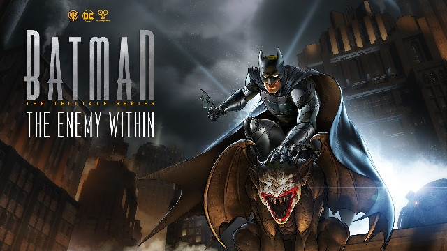 Batman: The Enemy Within Launch Trailer Released