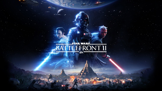 Star Wars Battlefront II Space Battles Teased