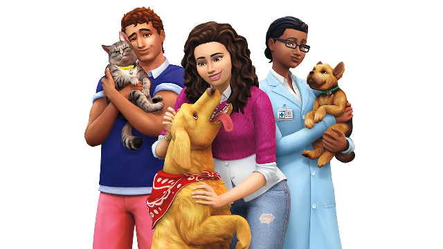 EA Announces The Sims 4: Cats & Dogs Expansion