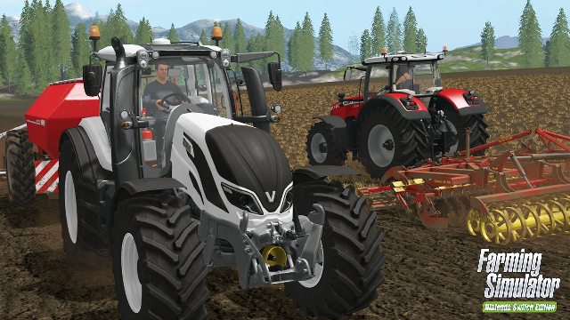 Farming Simulator: Nintendo Switch Edition has a Release Window