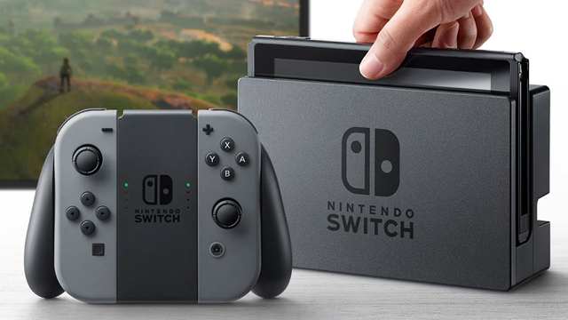 Nintendo Switch The Best Selling Console In August