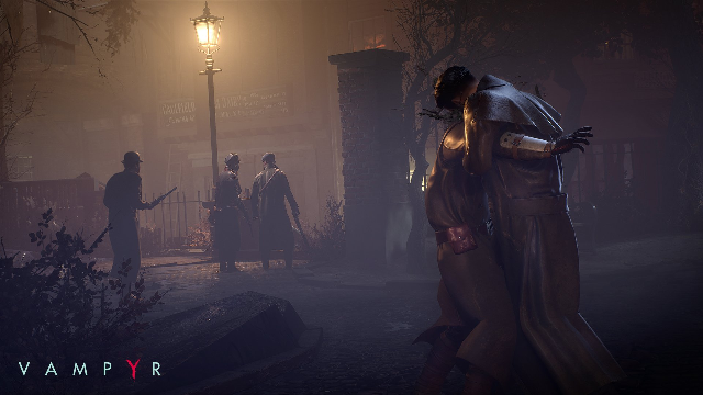 Vampyr Delayed Until 2018