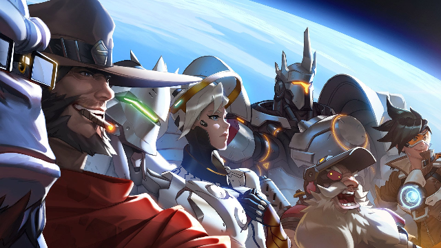 Overwatch Map BlizzardWorld Release Date Announced