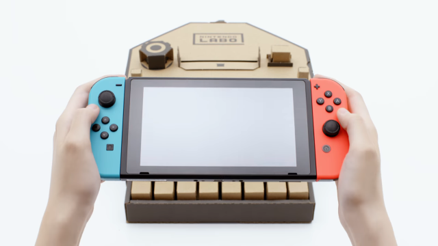 Nintendo Labo Revealed