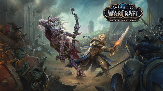 World of Warcraft: Battle for Azeroth Pre-Orders Live