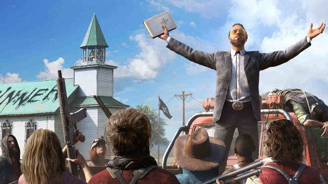 Far Cry 5's Revamped Arcade Mode Revealed