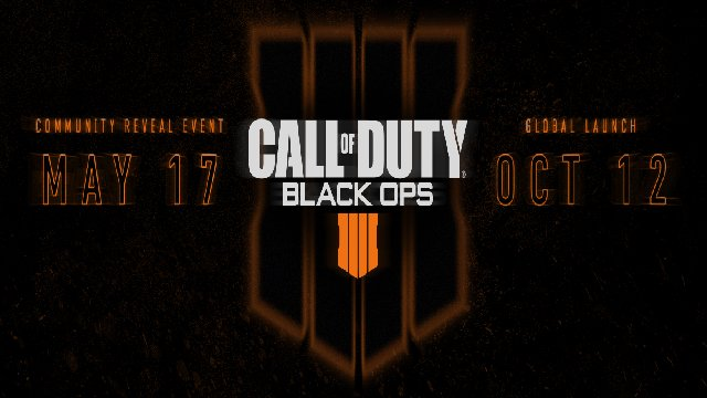 Call of Duty: Black Ops IIII Announced