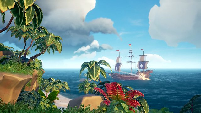 Yes, Its True. Sea Of Thieves Had A Day One Patch