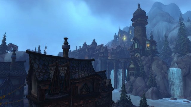World Of Warcraft: Battle For Azeroth Release Date Announced