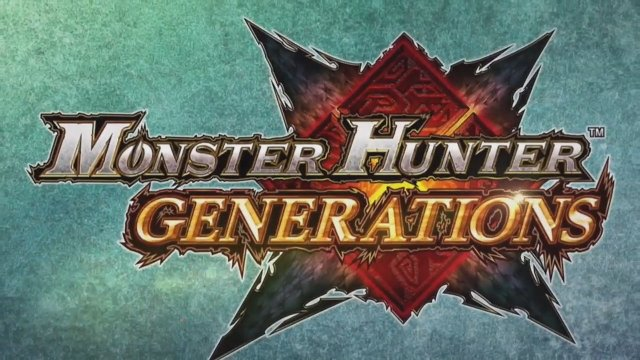 Monster Hunter Generations Ultimate Coming To Nintendo Switch