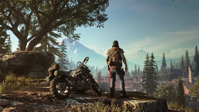 Days Gone Release Date Revealed