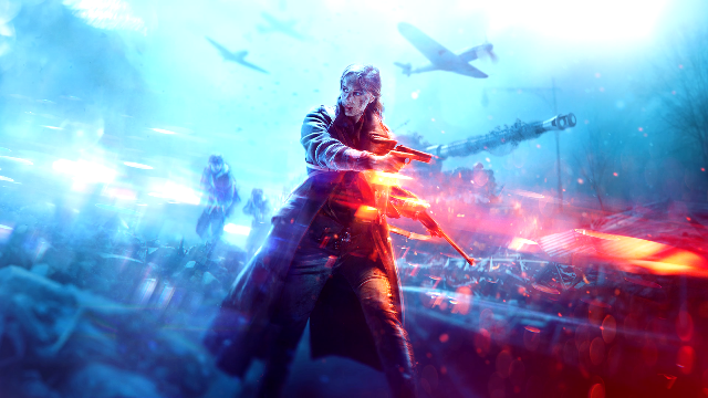 Battlefield V joins the Royale club