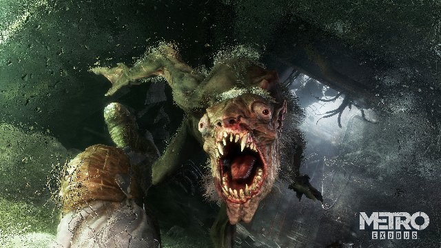 Metro Exodus Trailer Released
