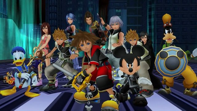 Kingdom Hearts III Trailer Released For Xbox One
