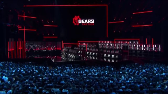 Gears Tactics Revealed