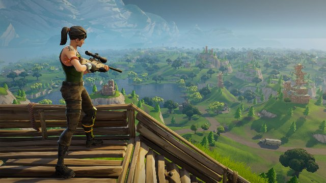 Sony Issues Terrible Response To Fortnite Cross Play Woes