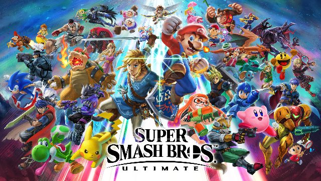 Nintendo Direct Brings New Smash Bros. Ultimate Characters