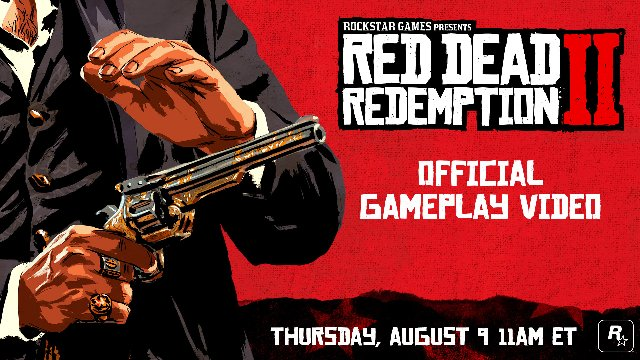 Red Dead Redemption 2 Gameplay Video Released