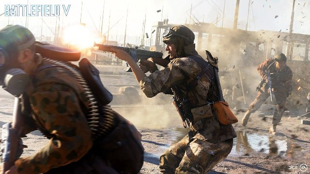Battlefield V Gamescom Trailer Released