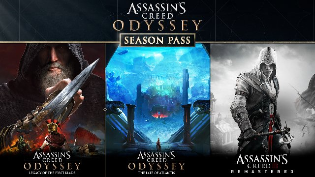 Assassin's Creed Odyssey Post Launch Details Revealed