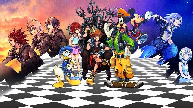 9 Game Kingdom Hearts Compliation Announced
