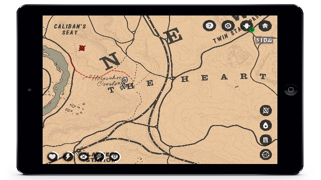 Red Dead Redemption II Companion App Revealed