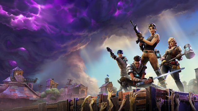 Fortnite Update's New Weapon Is Already Disabled