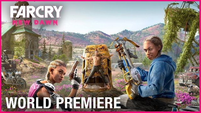 Far Cry New Dawn Revealed At The Game Awards