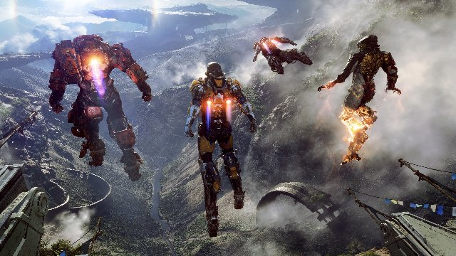 Anthem Story Trailer Released At The Game Awards