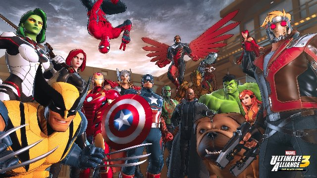 Marvel Ultimate Alliance 3: The Black Order Revealed